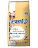 Forza 10 Mini Maintenance al Pollo con Patate Sacco da 2kg