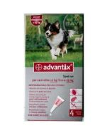 bayer advantix 10-25 kg