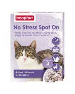 Beaphar No Stress Spot On Gatto 3 Pipette da 0,4 ml.