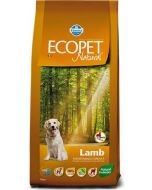 Farmina Ecopet Natural Maxi Agnello 12 kg.