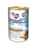 Forza 10 Diet Patè di Cavallo con Patate Canine 400 gr.