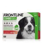 Frontline Combo Cane Gigante oltre 40 Kg 3 pipette
