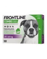 Frontline Combo Cane Grande 20-40 Kg 3 pipette