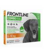 Frontline Combo Cane Piccolo 2-10 Kg 3 pipette
