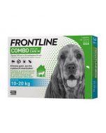 Frontline Combo cani Medi 10-20 Kg 3 pipette