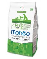 Monge All Breed Adult Coniglio kg.2,5