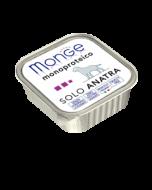 Monge Monoproteico Solo Anatra Vaschette da 150 Gr.