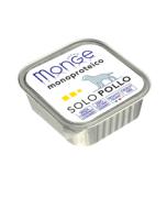 Monge Monoproteico Solo Pollo Vaschette da 150 Gr.