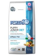 Forza 10 Puppy Junior Diet al Pesce Sacco da 1,5kg