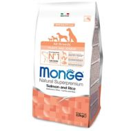 Monge All Breeds Puppy Salmone e Riso kg.2,5