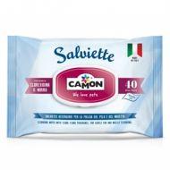 Camon Salviette Clorexidina & Mirra pz.40