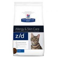 Hill's Prescription Diet z/d Gatto Allergy & Skin Care Kg.2