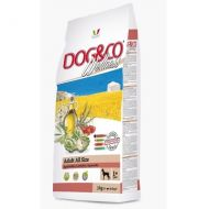 Adragna Pet Food Cane Dog & Co Wellnes Adult Medium e Maxi Agnello e riso 3 Kg
