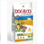 Adragna Pet Food Cane Dog & Co Wellnes Adult Mini Pollo e riso 2,5 Kg