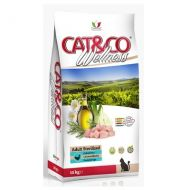 Adragna Pet Food Gatto Cat & Co Wellnes Adult Sterilized Pollo e orzo 10 Kg