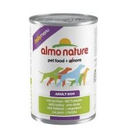 Almo Nature Adult Dog Dailymenu Tacchino 400 Gr