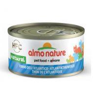 Almo Nature Gatto HFC Natural Tonno dell'atlantico 70 Gr