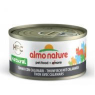 Almo Nature Gatto HFC Natural Tonno e Calamari 70 gr.