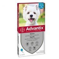 Bayer Advantix Spot On cani Piccoli 4-10 kg