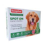 Beaphar Spot On Cane Medio 15-30 kg. 3 pipette
