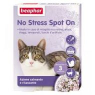 Beaphar No Stress Spot On Gatto 3 Pipette da 0,4 ml.
