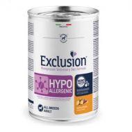 Exclusion Diet Cane Hypoallergenic Anatra e Patate Lattina da 400 Gr.