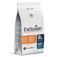 Exclusion Diet Metabolic & Mobility Small Breed Maiale e Fibre Cane 2 Kg