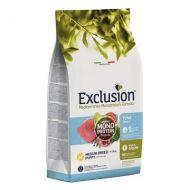 Exclusion Mediterraneo Puppy Medium Tonno 12 kg. - Formula Noble Grain