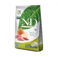 Farmina N&D Grain Free Dog Adult Medium Cinghiale e Mela Kg.12
