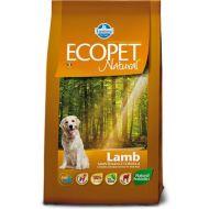 Farmina Ecopet Natural Medium Agnello 12 kg.