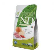 Farmina N&D Grain Free Adult Cat Cinghiale e Mela kg.1,5