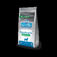 Farmina Vet Life Cane Hypoallergenic Egg&Rice Kg.2