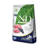 Farmina N&D Grain Free Dog Adult Medium Agnello e Mirtillo kg 2,5