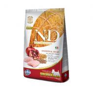 Farmina N&D Low Grain Ancestral Canine Adult Mini Pollo e Melograno 7 Kg