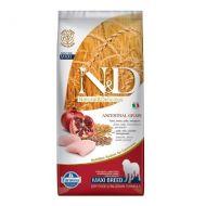 Farmina N&D Low Grain Canine Maxi Farro Avena Pollo e Melograno 12 Kg