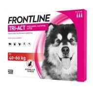 Frontline Tri-Act Cane 40-60 kg. 3 Pipette da 6 ml
