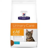 Hill's Prescription diet c/d Gatto Multicare Pesce Oceanico 1,5 Kg.