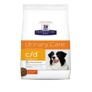 Hill's Prescription Diet c/d Canine Multicare Urinary Care Pollo 5 Kg