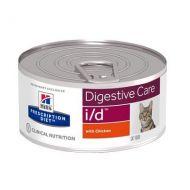 Hill's Prescription Diet i/d Gatto Digestive Care 156 gr.