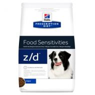 Hill's Prescription Diet z/d Cane Allergy and Skin Care 10 Kg