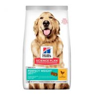 Hill's Science Plan Cane Adult Perfect Weight Large Breed Pollo 12 Kg