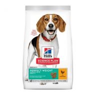 Hill's Science Plan Cane Adult Perfect Weight Medium Pollo 2 Kg