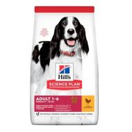 Hill's Science Plan Cane Adult Medium Pollo 2,5 Kg