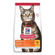 Hill's Science Plan Gatto Adult Medium Pollo 1,5 Kg