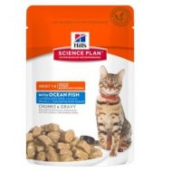 Hill's Science Plan Gatto Adult Pesce Oceanico 85 Gr in bustina
