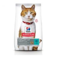 Hill's Science Plan Gatto Adult Sterilised Medium al Tonno 1,5 kg