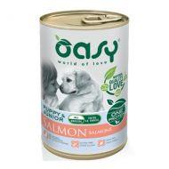 Oasy Dog Puppy Monoproteico One Protein al Salmone per Cuccioli 400 gr