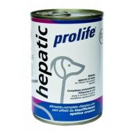 Prolife Veterinary Wet Dog Hepatic 400 gr.