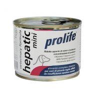 Prolife Veterinary Wet Dog Mini Hepatic per Cani 200 gr.