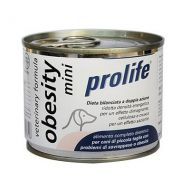 Prolife Veterinay Dog Obesity Wet Mini per Cani 200 gr.